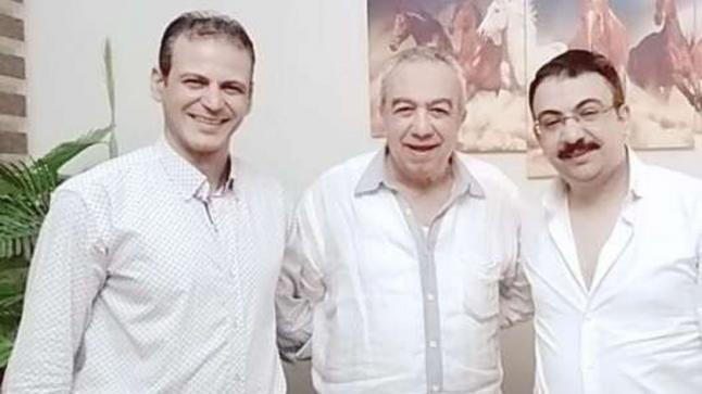"""مخرج فوازير شريهان يعود للسباق الرمضاني بــ """"جروبي"""""""