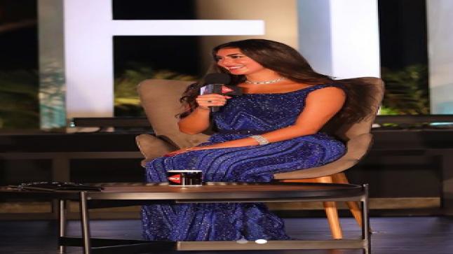 ياسمين صبري من مهرجان الجونة: الحياة حلوة بس نفهمها